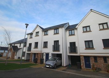 Thumbnail 3 bed terraced house for sale in Dell Court, Newton Abbot