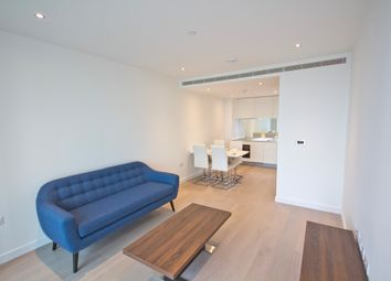 Thumbnail 1 bed flat to rent in Wyvil Road, Nine Elms
