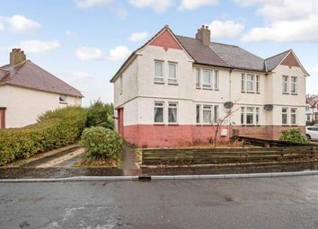 Thumbnail 3 bed semi-detached house for sale in Glen Crescent, Darvel, East Ayrshire