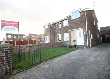 3 bed semi-detached house for sale in Avon Close, Maltby, Rotherham, South Yorkshire S66
