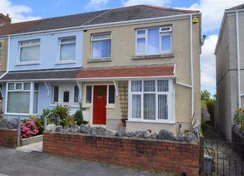 Thumbnail 3 bed end terrace house for sale in Pennard Street, Manselton, Swansea