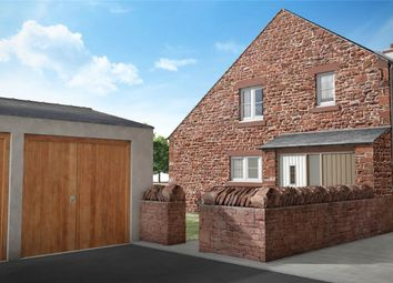 Thumbnail 4 bed detached house for sale in Plot 5, The Old Sawmill, Warcop, Appleby-In-Westmorland, Cumbria