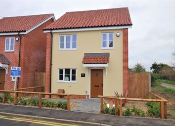 Thumbnail 3 bed detached house for sale in Dray House, Church Road, Kessingland