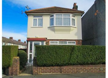 Thumbnail 3 bed detached house for sale in Pitt Road, Thornton Heath