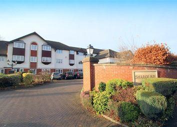 Thumbnail 2 bed flat for sale in Sharoe Green Lane, Preston