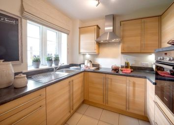 Thumbnail 1 bed flat for sale in Bainbridge Court, Kilwardby Street, Ashby-De-La-Zouch