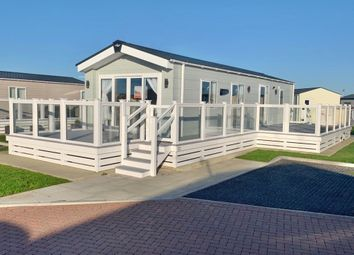 Thumbnail 2 bed lodge for sale in Warners Lane, Selsey, Chichester