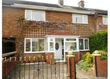 Thumbnail 3 bed terraced house to rent in Norcott Drive, Warrington