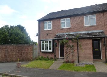 Thumbnail 3 bed end terrace house for sale in St Annes Close, Badger Farm, Winchester