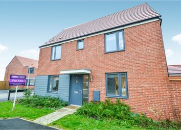 Thumbnail 3 bed detached house for sale in Folkes Road, Wootton