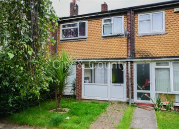 Thumbnail 3 bedroom terraced house for sale in Ferndale Way, Dogsthorpe, Peterborough