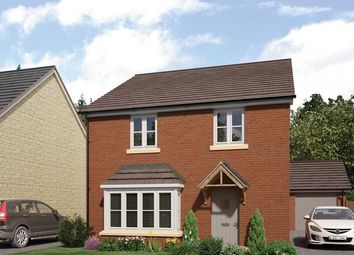 Thumbnail 3 bed detached house for sale in The Greencastle, Willowbrook Gardens, Fenny Compton Warwickshire