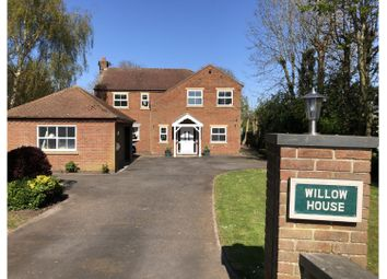 Thumbnail 4 bed detached house for sale in Church End, North Somercotes