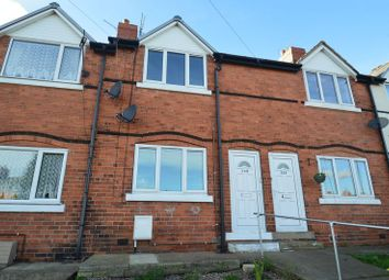 Thumbnail 3 bedroom terraced house to rent in French Terrace, Langwith, Mansfield