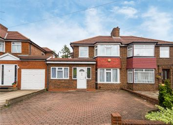 Thumbnail 5 bed semi-detached house for sale in Wetheral Drive, Stanmore