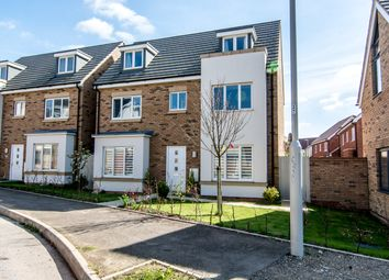 Thumbnail 5 bed detached house for sale in Great High Ground, St. Neots
