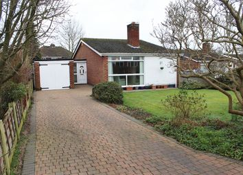 3 bed detached bungalow for sale in Abbey Lane, Hartford, Northwich CW8