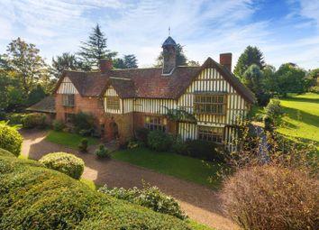 Milstead, Sittingbourne ME9. 6 bed detached house for sale