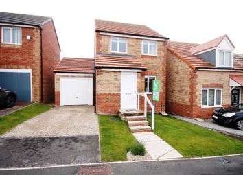 Thumbnail 3 bed detached house for sale in Luke Terrace, Wheatley Hill, Durham