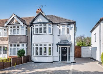 Woodfield Drive, Gidea Park RM2. 4 bed semi-detached house