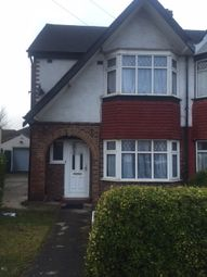 Thumbnail 3 bed terraced house to rent in Aldridge Avenue, Stanmore