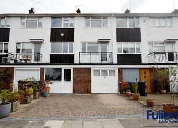 Thumbnail 4 bed town house for sale in Hill House Closewinchmore Hill, London