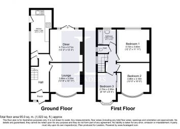 Thumbnail 4 bed semi-detached house to rent in Caxton Road, Fallowfield, Manchester