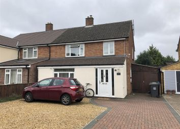 Thumbnail 3 bed semi-detached house to rent in Arbury Road, Cambridge