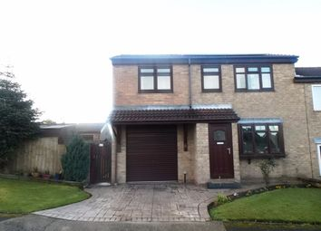 Thumbnail 3 bedroom semi-detached house for sale in Egremont Grove, Oakerside Park, Peterlee