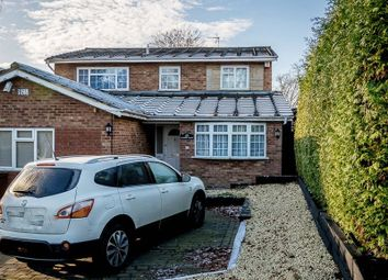 Thumbnail 5 bedroom detached house for sale in Cowley Hill, Borehamwood