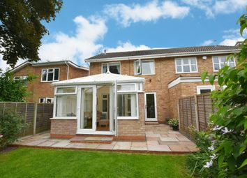 Thumbnail 3 bed semi-detached house for sale in Dordon Close, Shirley, Solihull