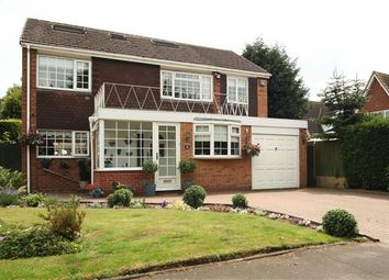 Thumbnail 5 bed detached house for sale in Glebe Fields, Curdworth, Sutton Coldfield