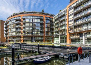 Thumbnail 1 bed flat to rent in Hepworth Court, Grosvenor Waterside, 30 Gatliff Road, London