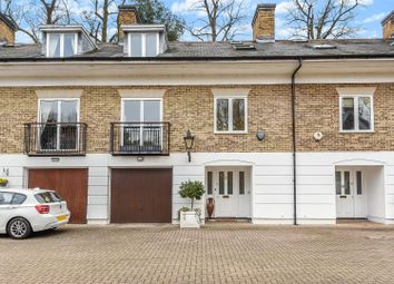 Thumbnail 3 bed terraced house to rent in Kingston Hill Place, Kingston Upon Thames