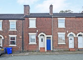 Thumbnail 2 bed terraced house to rent in Bourne Street, Stoke On Trent, Staffordshire