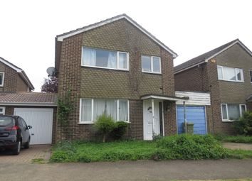 Thumbnail 3 bed link-detached house for sale in Severn Drive, Newport Pagnell