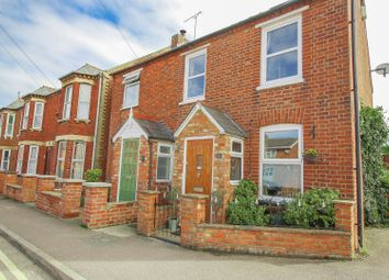Thumbnail 3 bed semi-detached house for sale in Russell Street, Milton Keynes