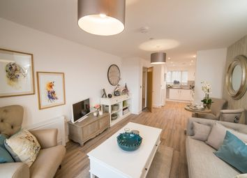 Thumbnail 1 bed flat for sale in 30A Holyrood Crescent, St. Albans