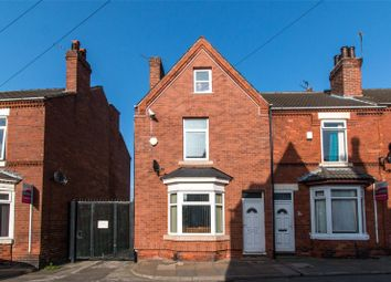 Thumbnail 4 bedroom end terrace house for sale in Furnival Road, Balby, Doncaster