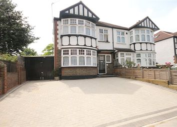 Thumbnail 6 bed semi-detached house for sale in Lancaster Road, South Norwood, London