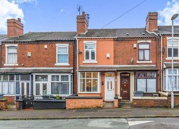 Thumbnail 2 bed property for sale in Gordon Street, Burslem, Stoke-On-Trent