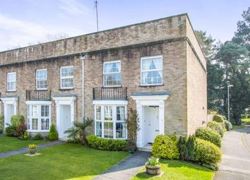 Thumbnail 3 bed end terrace house for sale in Highcliffe, Christchurch, Dorset