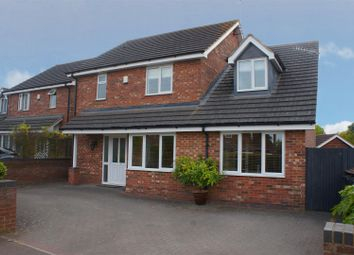 Thumbnail 4 bed detached house for sale in Crawley Road, Cranfield, Bedford
