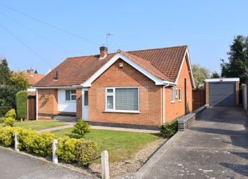 Thumbnail 2 bed detached bungalow for sale in Haycroft Way, East Bridgford