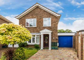Thumbnail 4 bed link-detached house for sale in Rushfords, Lingfield