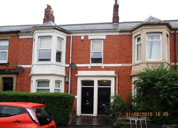 Thumbnail 3 bedroom flat to rent in Thornleigh Road, Jesmond, Newcastle Upon Tyne