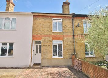 Thumbnail 2 bed terraced house for sale in Alexandra Road, Addlestone, Surrey
