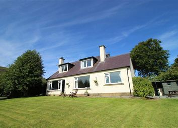 Thumbnail 4 bed detached house for sale in Fuaran, Viewfield Road, Portree, Isle Of Skye
