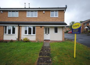 Thumbnail 2 bed semi-detached house to rent in Heron Way, Newport