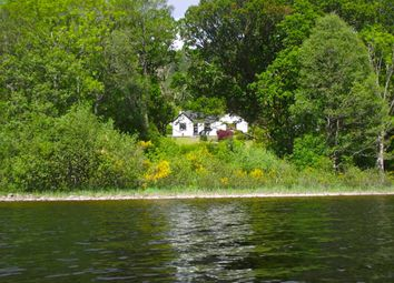 Thumbnail 3 bed lodge for sale in Port Clair, Invermoriston
